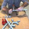 Видео-урок: как правильно запаять трубы из полипропилена?