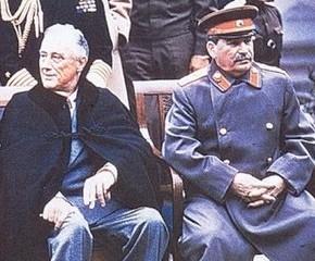 Кратко о Ялтинской конференции 1945 года