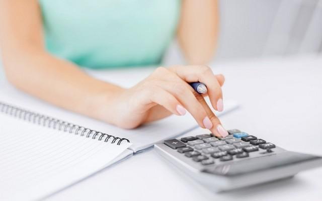 Расчет суммы декретных выплат
