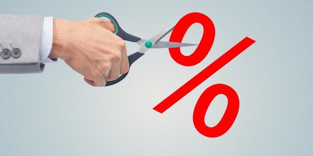 обрезаем проценты