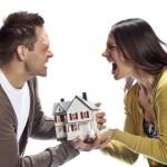 Как разделить ипотеку на квартиру при разводе?