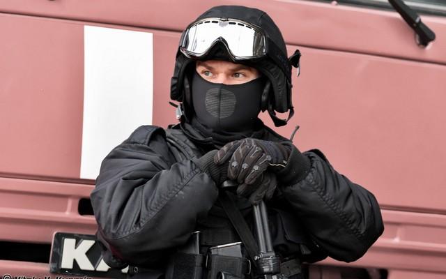 спецназ МВД