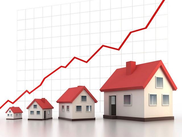 график цен на дома