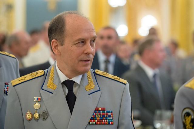 директор федеральной службы охраны