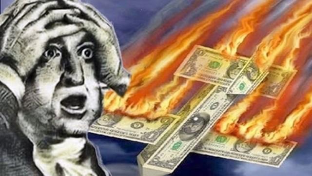 президент сша на долларе
