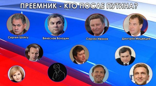 Узнай! Кто будет следующий президент после Путина в 2019 году рекомендации